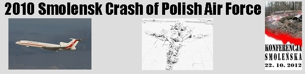 2010 Smolensk Crash of Polish Air Force